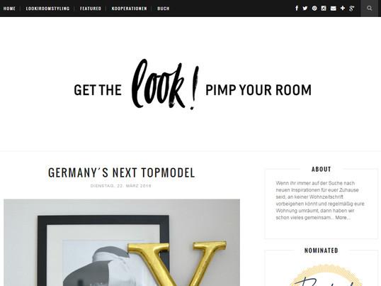 Anette Laurim schreibt auf ihrem Interior-Blog look! pimp your room über Einrichtungsideen, Aktuelles aus der Wohnwelt und Events der Branche. Ein Blick lohnt sich!