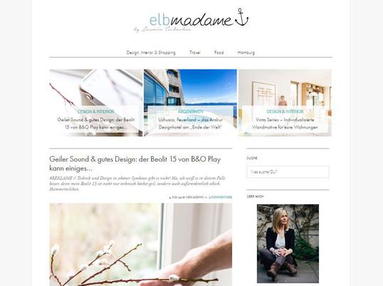 elbmadame hält ihre Leser seit 2012 mit verschiedensten Beiträgen über spannendes Design, schönes Interior und verschiedenste Lifestyle-Themen auf dem Laufenden.