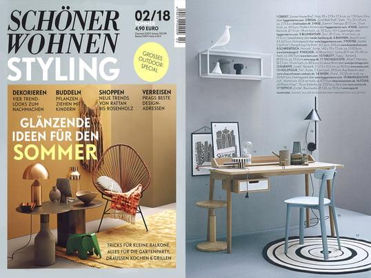 Schöner Wohnen | Zeitschrift | Connox