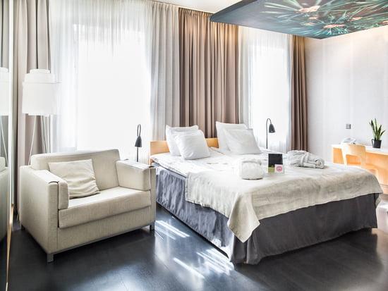 Helsinki City Guide - Hotelzimmer