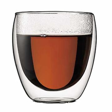 Bodum Pavina, doppelwandiges Trinkglas 2.7dl