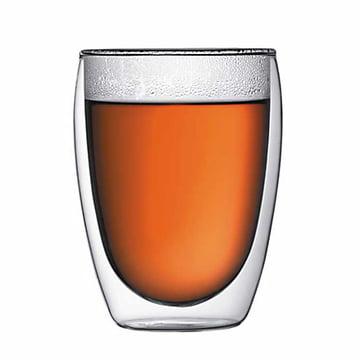 Bodum Pavina, doppelwandiges Trinkglas 3.6dl