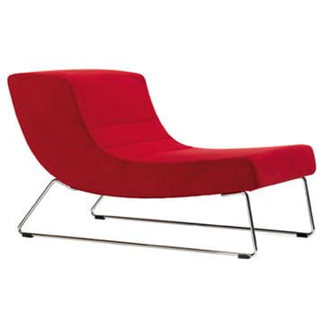 Roter Fatback Sessel von Bla Station