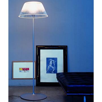 Standleuchte Romeo Moon von Philippe Starck für Flos