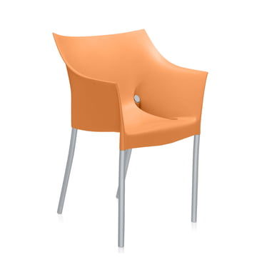 Dr. NO Armstuhl von Kartell in Orange