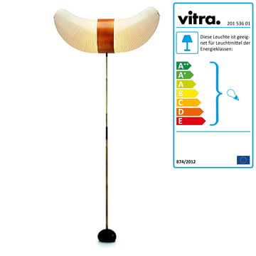 Akari Standard Lamp BB3-33S