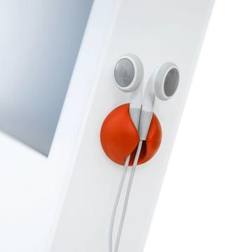 CableDrop von Bluelounge in Orange