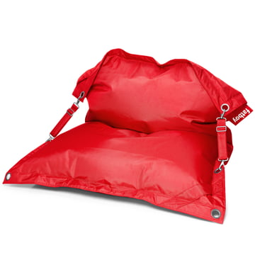 Buggle-up Outdoor-Sitzsack von Fatboy in Rot