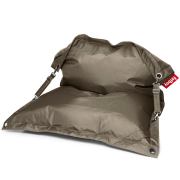 Buggle-up Outdoor-Sitzsack von Fatboy in Taupe