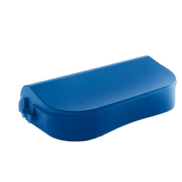 Danese Flores, Utensilienboxen blau