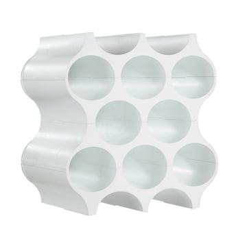 Flaschenregal Set Up - solid weiß