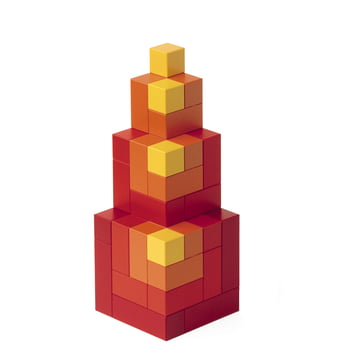 Cubicus Holzspielzeug - rot