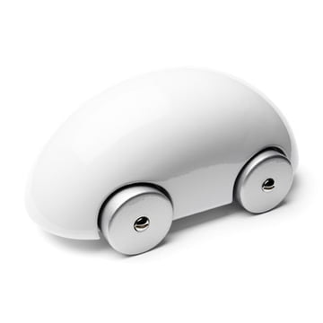 Streamliner iCar Classic, weiss