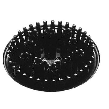 Ersatzbürsten-Set II, schwarz
