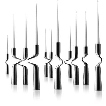Menu - Double, Doppelter Kerzenständer, Gruppe