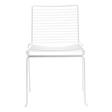 Der Hay Hee Stuhl in weiß