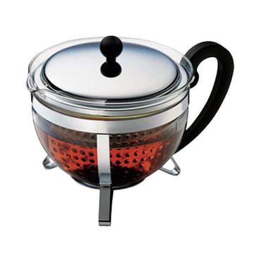 Bodum - Chambord Set Teekanne mit Sieb