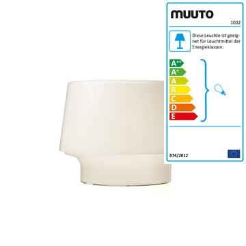 Muuto - Cosy in White Tischleuchte