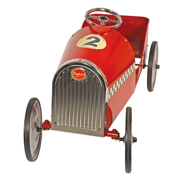 Legend Tretfahrzeug von Baghera in Rot