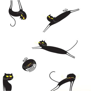 Domestic Wandsticker