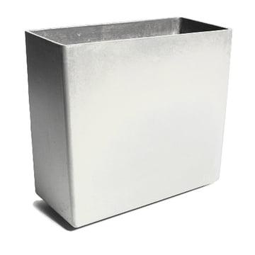 Eternit - Twista Pflanzgefäß - 60 x 30 x 60 cm, grau