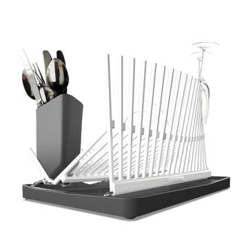 Forminimal Abtropfgestell von Black + Blum in Weiß