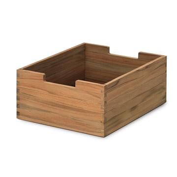 Skagerak - Cutter Box, Teakholz, klein