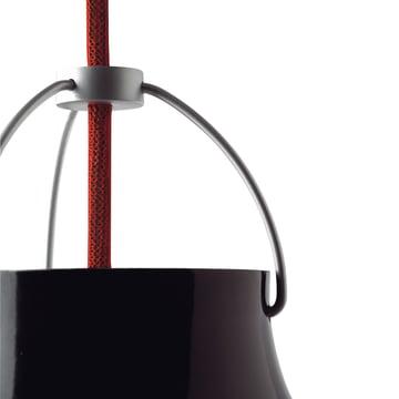 Lightyears - Caravaggio Pendelleuchte, Detail Hängevorrichtung