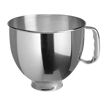 Kitchen Aid - Edelstahlschüssel 4,83 Liter