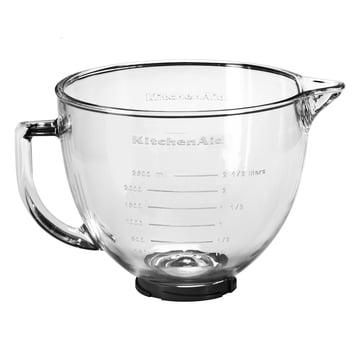 Kitchen Aid - Glasschüssel 4,83 Liter