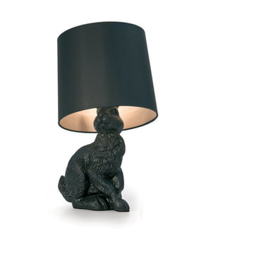Moooi - Rabbit Lamp, schwarz