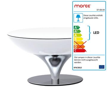 Moree - Lounge Tisch 45 LED