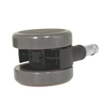 Ersatzrolle für MedaPal - weich (für PVC- / Holzboden)