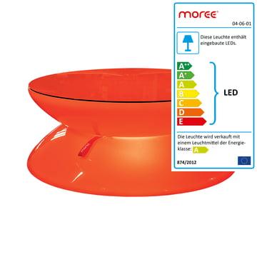Moree - Lounge Tisch LED PRO