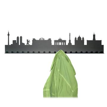 Städtegarderobe Berlin von Radius Design
