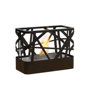 artepuro - Takibi Tischfeuerstelle, braun