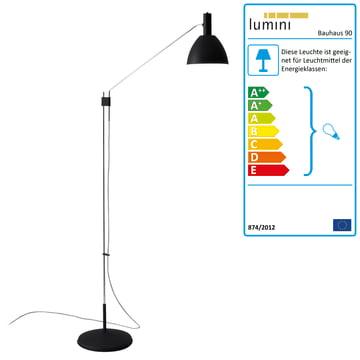 Lumini - Bauhaus 90 Stehleuchte