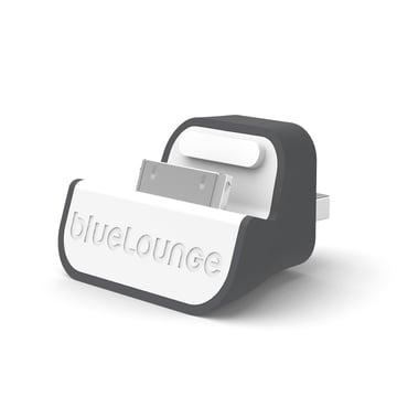 Bluelounge - Mini Dock - EU Version, weiß