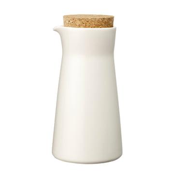Iittala - Teema Kännchen mit Korken, 0.2 l, weiß