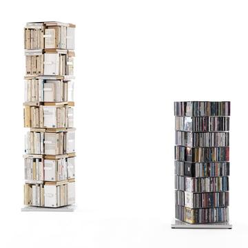 Opinion Ciatti - Ptolomeo Karussell-Bücherregal PTX4 - Duo