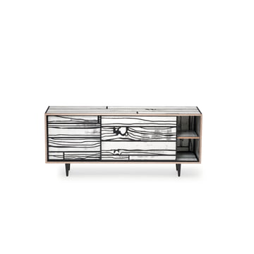 Established & Sons - WrongWoods Sideboard