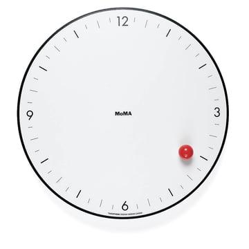 Die Timesphere-Wanduhr aus der MoMA Collection