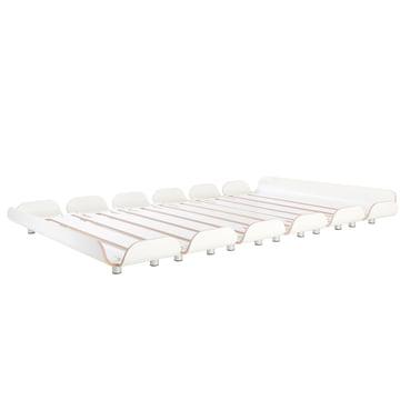 Tiefschlaf Bett 140 cm von Stadtnomaden in Weiß