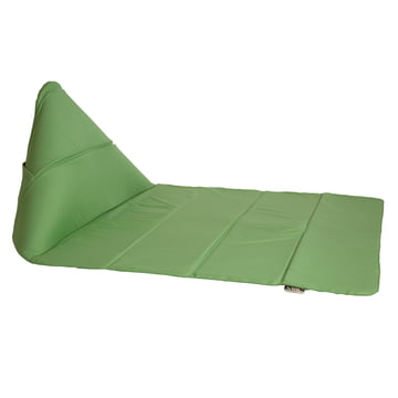 Vial - Fida Faltdecke, grün