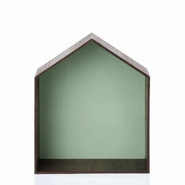 ferm Living - Studio 2 Regal, grün