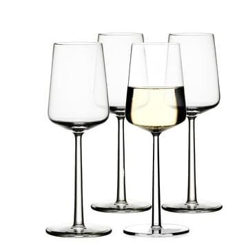 Essence Weißwein-Glas 33 cl (4er Set) von Iittala