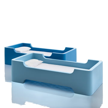 Magis Me Too - Bunky, blau - Einzelbetten