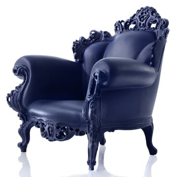 Magis - Proust Sessel, schwarz - seitlich