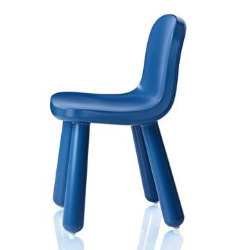 Magis - Still Stuhl, blau - seitlich