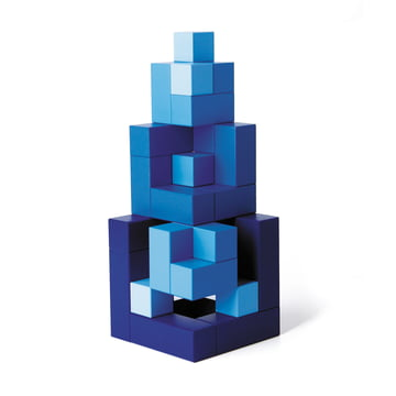 Cubicus, blau